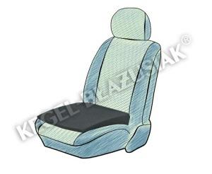 Stoelverhoger bestuurdersstoel